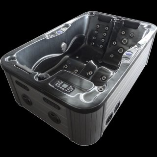 W-195SL 2-3 Personen KING-SPA Whirlpool Outdoor/Indoor, Bluetooth