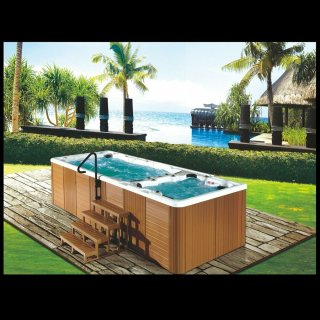 W-580 KING-SPA Whirlpool Outdoor/Indoor